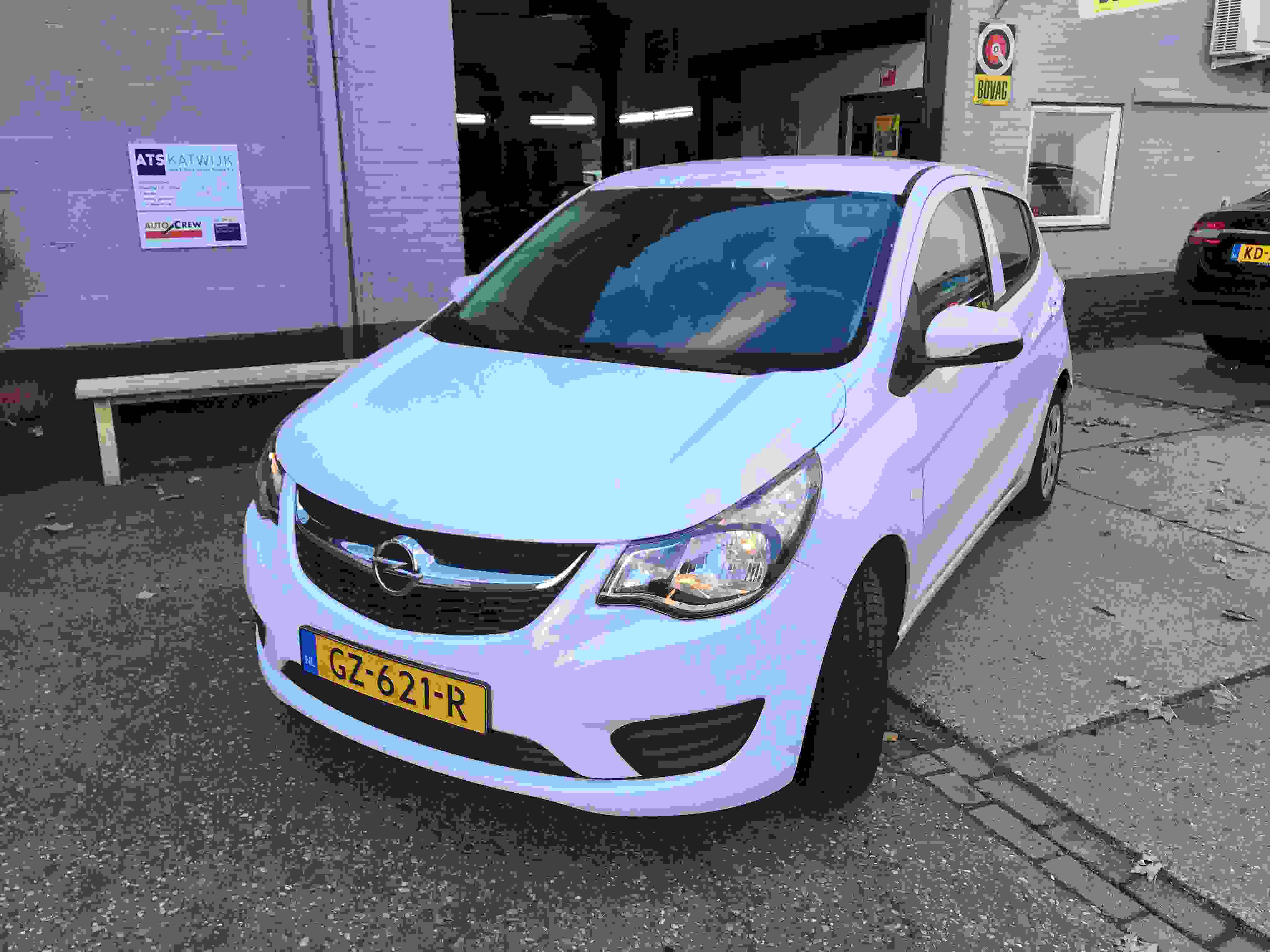 Opel Karl 1.0 eco Flex Edition
